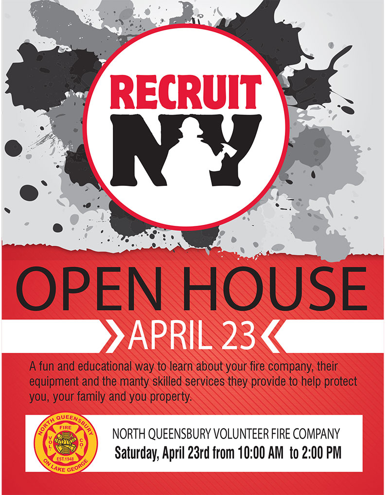 QUEENSBURY FIRE COMPANIES TO PARTICIPATE IN 